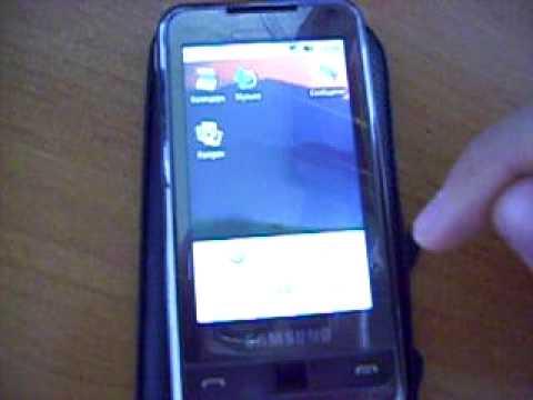 Android OS Samsung Witu i900 Omnia