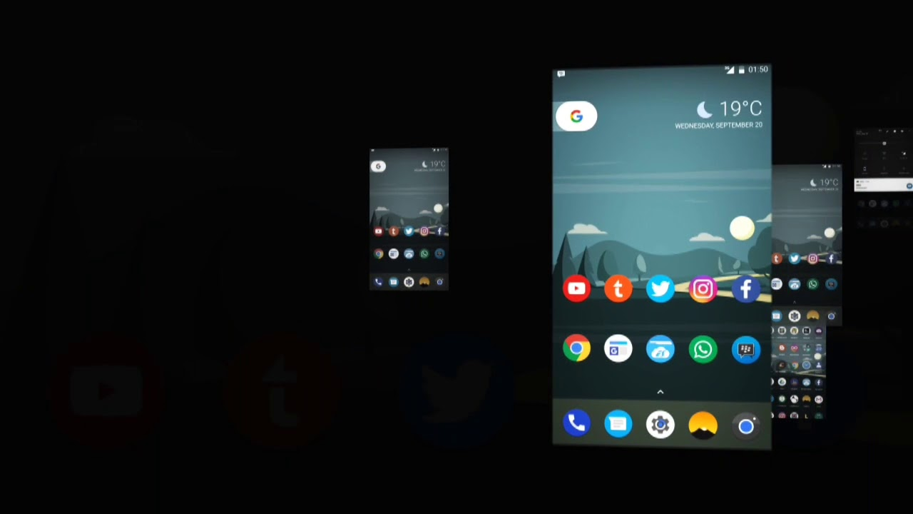 Xiaomi Mi 4i with Android AOSP 7 1 2 Nougat & Pixel Launcher