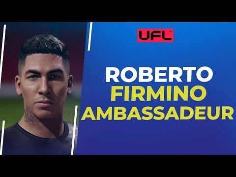 UFL : Roberto Firmino ambassadeur UFL !