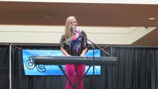Kylie Odetta @ Haywood Mall-Part 1-Aug 3,2013