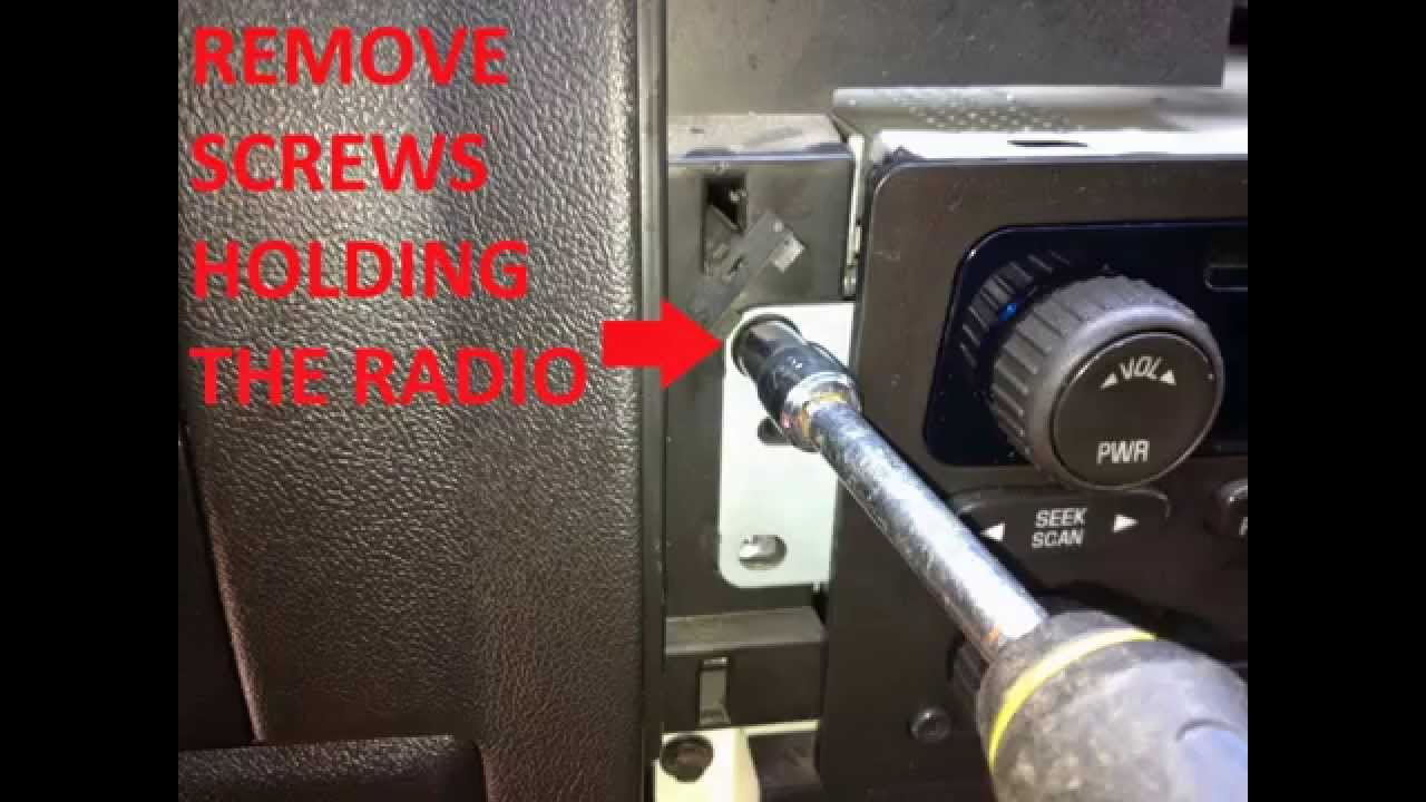 Chevy Radio Wiring Diagram Twitter Architecture How To Install Aux 3.5 Mm In Gmc Canyon / Colorado - Youtube