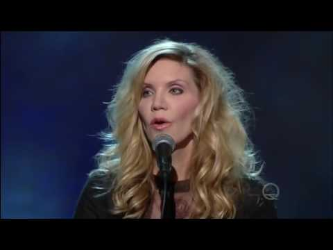 Alison Krauss Angel Flying to Close To The Ground