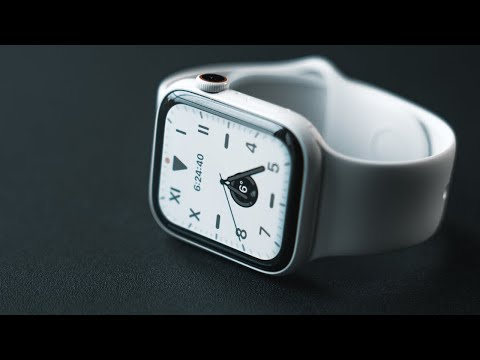 Apple's Most Expensive Watch! | Ceramic Series 5