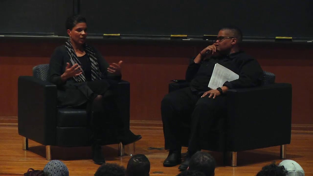 Michelle Alexander in Conversation with Keeanga-Yamahtta Taylor | Princeton University