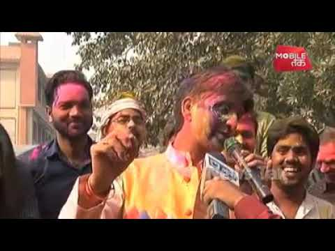 Modi, rahul, kejriwal jogira sara ra song happy Special