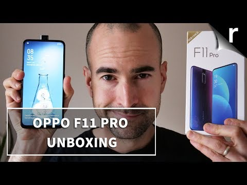 Oppo F11 Pro Unboxing & Tour