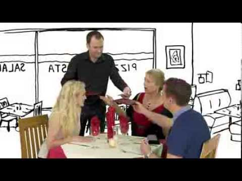 Video 2 - At the restaurant