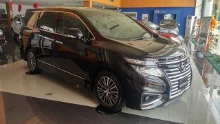 Video In Depth Tour Nissan Elgrand 2.5 HWS Facelift - Indonesia download MP3, 3GP, MP4, WEBM, AVI, FLV Oktober 2018