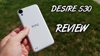 HTC Desire 530 REVIEW
