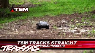 Traxxas 1/10 Slash Brushless TSM 4WD RTR Red #25 Video