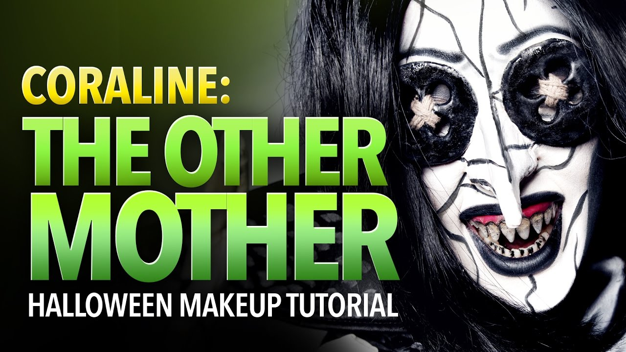 The Other Mother Makeup Tutorial Youtube