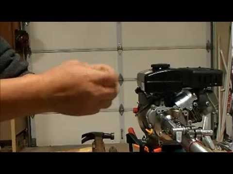 Harbor Freight Predator Engine 79cc 3hp Throttle Linkage