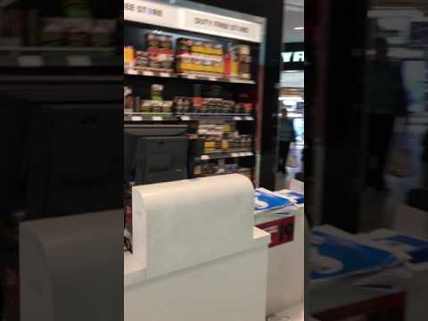 Toronto T1 Transborder Shop 2 - Liquor and Tobacco