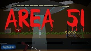 Raid to Area 51 - Scary Story (Animated in Hindi)