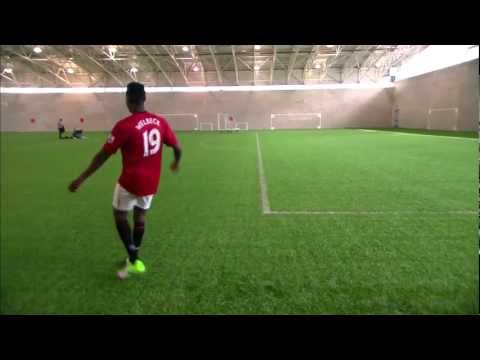 #AskManUtd: Usain Bolt and Manchester United | Chevrolet FC