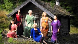 Finnish Folk Song by MeNaiset - Morsiamen Itketys (the Bride