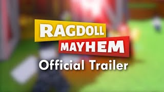 [ ROBLOX ] Ragdoll Mayhem OFFICIAL TRAILER
