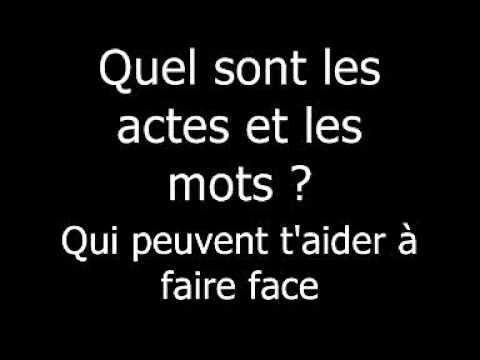 Pauline Allo Le Monde - Lyrics