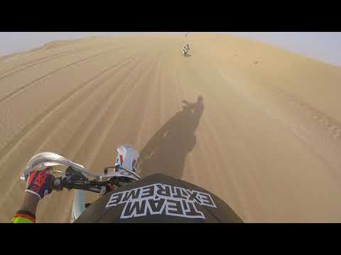 desert challenge Baha 2019 Dubai for Motor cross 450 KTM