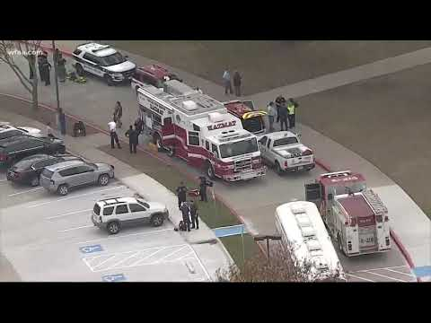Cedar Hill Collegiate Academy: 8 people in hospital after gas leak
