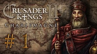 Crusader Kings 2 - Charlemagne Features. Part 1