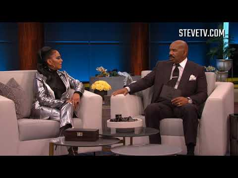 Steve Harvey Morning Show - Sheila E. Dishes On How Prince Proposed To Her!