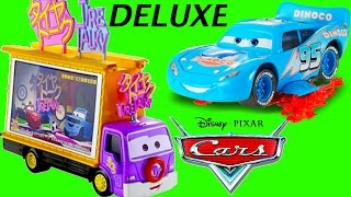 NEW 2016 DISNEY PIXAR CARS DELUXE CAR CHARACTERS LIGHTNING STORM TOKYO DRIFT CRUSIIN