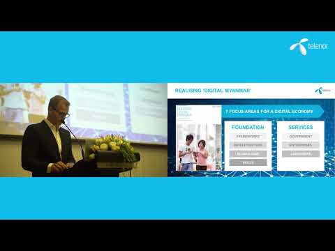Telenor Myanmar Annual Sustainable Business Briefing 2018
