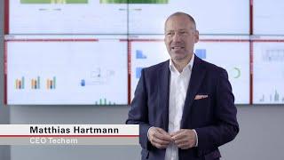 Matthias Hartmann (CEO Techem) zum 1. Digitaltag in Deutschland