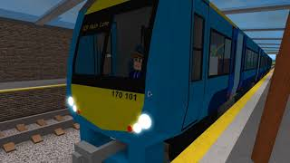Trainspotting | GCR | Roblox