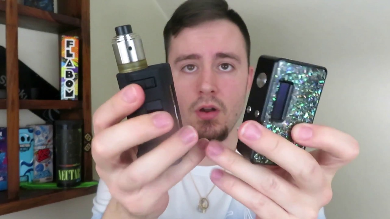 Evolution pro by lizard box mods DNA 75c squonk mod