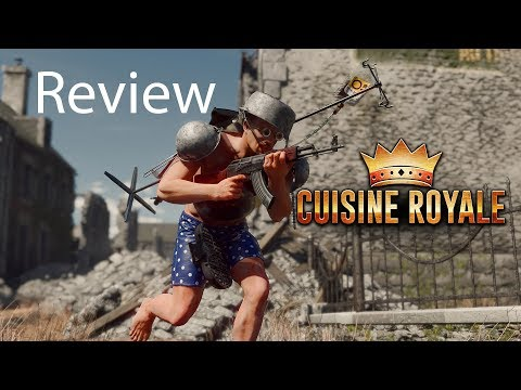 Cuisine Royale Xbox One X Gameplay Review - Free to play (Preview)