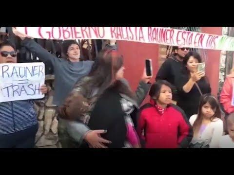 ¡EL PODER DEL PUEBLO! INTERRUMPEN A VICEGOBERNADORA EN LA VILLITA POR RACISMO DE SU JEFE
