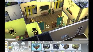 Sims 4 Supernatural: Apartments Part 2