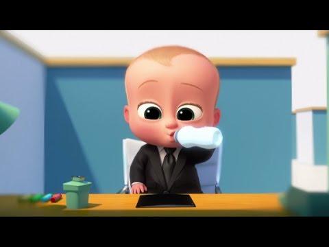 The Boss Baby I Nhóc Trùm I Official Trailer 2