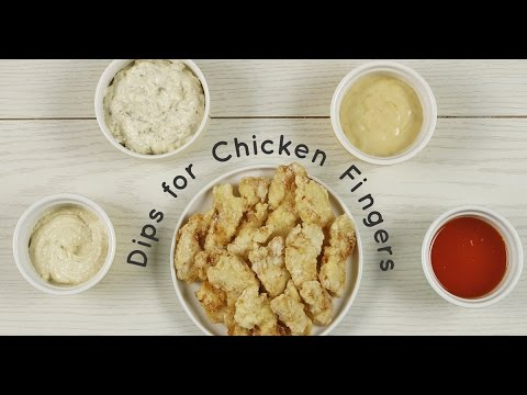 Dips For Chicken Fingers | Yummy Ph