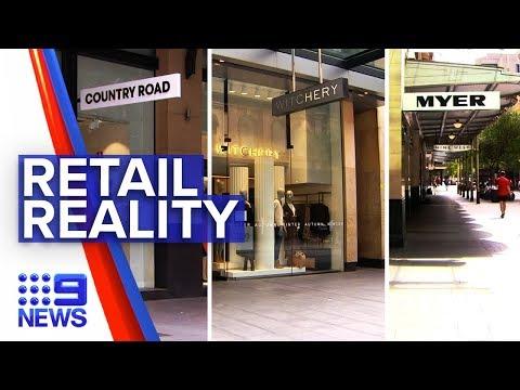 Coronavirus: More Australian Retailers Facing More Closures   Nine News Australia
