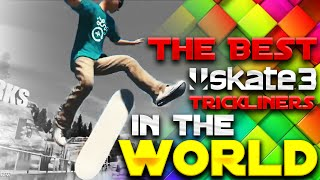 the best trickliners in the world   skate 3 montage