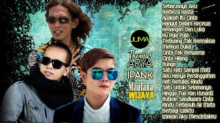 Top 20 Hits Thomas ARYA, Maulana WIJAYA, IPANK Album Terpopuler - Lagu Slow Rock Baper Enak Didengar