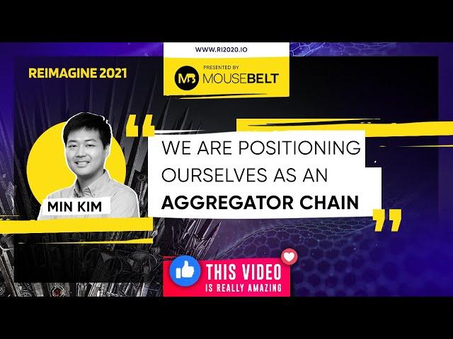 REIMAGINE 2021 - Min Kim - ICON Foundation - Council Member