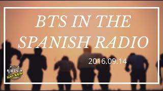 [AUDIO] 160914 BTS in Spanish Radio - MegaStar FM + ZonaFly