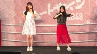 AKB48「シュートサイン」劇場盤発売記念 気まぐれオンステージ大会...