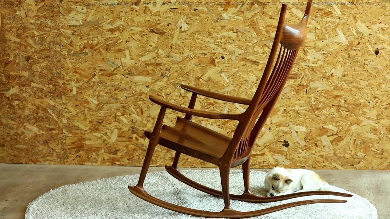 이 흔들의자를 700만원에 사는 이유  - #1 편 / Reason why we buy this rocking chair for $6,000 - #1