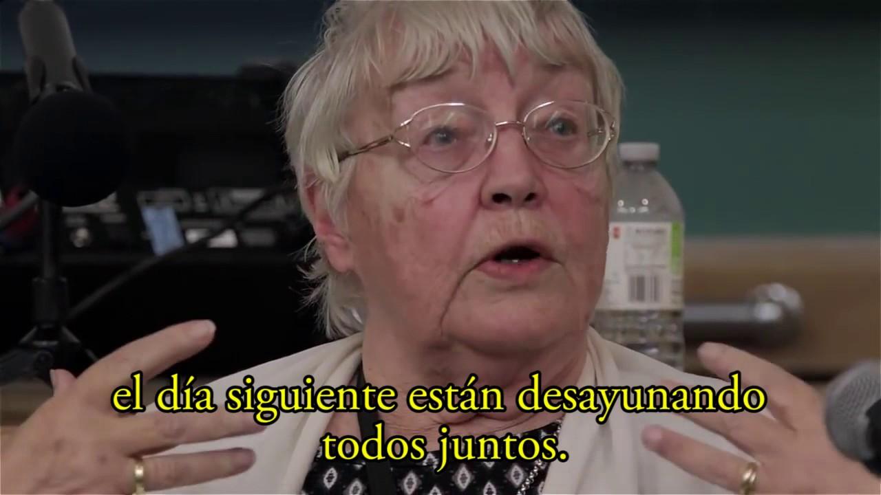 Discurso sobre Violencia Domestica - Erin Pizzey - Subtitulado en Español