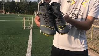 Gun review รองเท้าฟุตบอล nike mercurial superfly 6 elite FG ... 93bf1f43e4f22