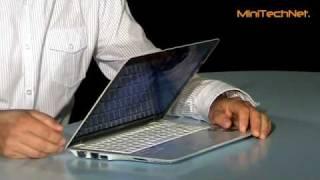 видео MSI X-Slim X340. Тоньше тонкого