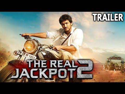 The Real Jackpot 2 (Indrajith) 2019 Official Hindi Dubbed Trailer   Gautham Karthik, Ashrita Shetty