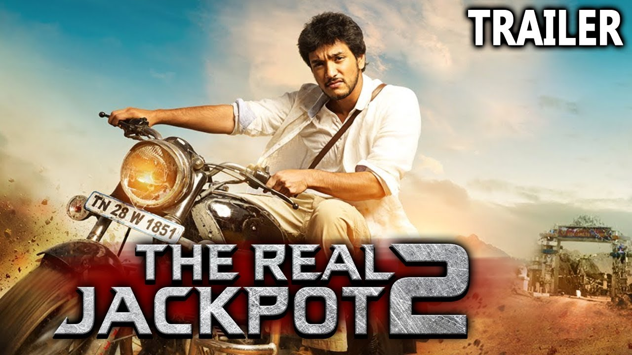 Download The Real Jackpot 2 (Indrajith) 2019 Official Hindi Dubbed Trailer | Gautham Karthik, Ashrita Shetty