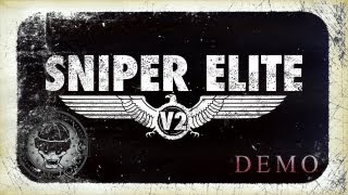 DWP - Sniper Elite v2 (demo)