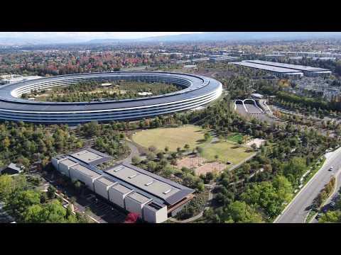 Apple Park: The (future) Home to Autonomous Systems